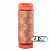 Aurifil 50 Cotton Thread - 2320 (Light Toast)
